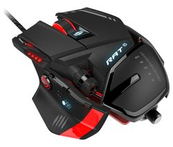 MAD CATZ RAT 6 Laser Gaming Mouse