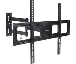 PROPER Swing Arm Full Motion Curved TV Bracket