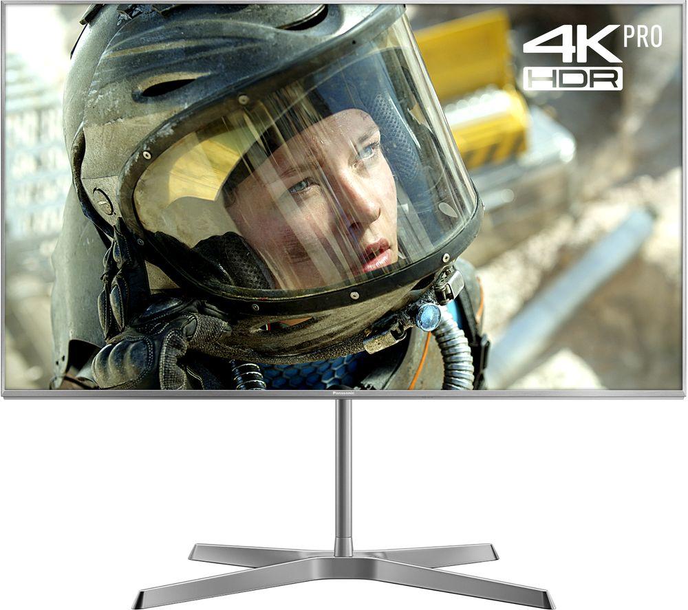 "PANASONIC TX-58EX750B 58"" Smart 3D 4K Ultra HD HDR LED TV"