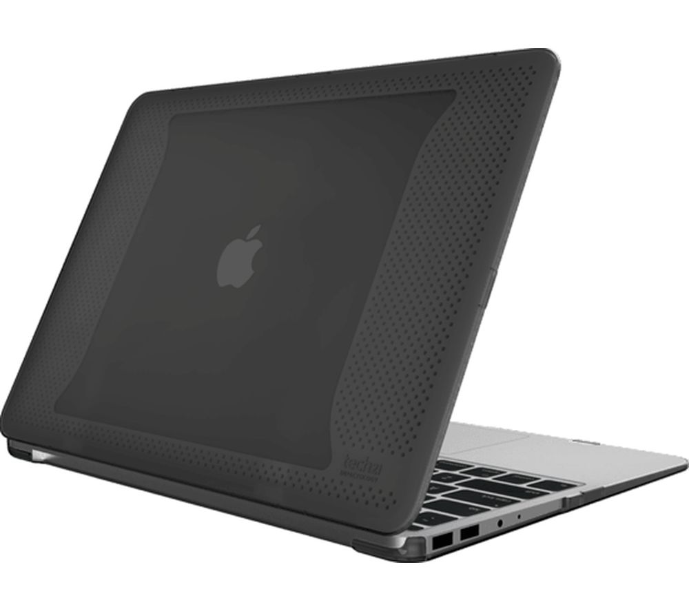 """TECH21 Impact Snap 15"""" MacBook Air with Retina Laptop Sleeve - Black"""