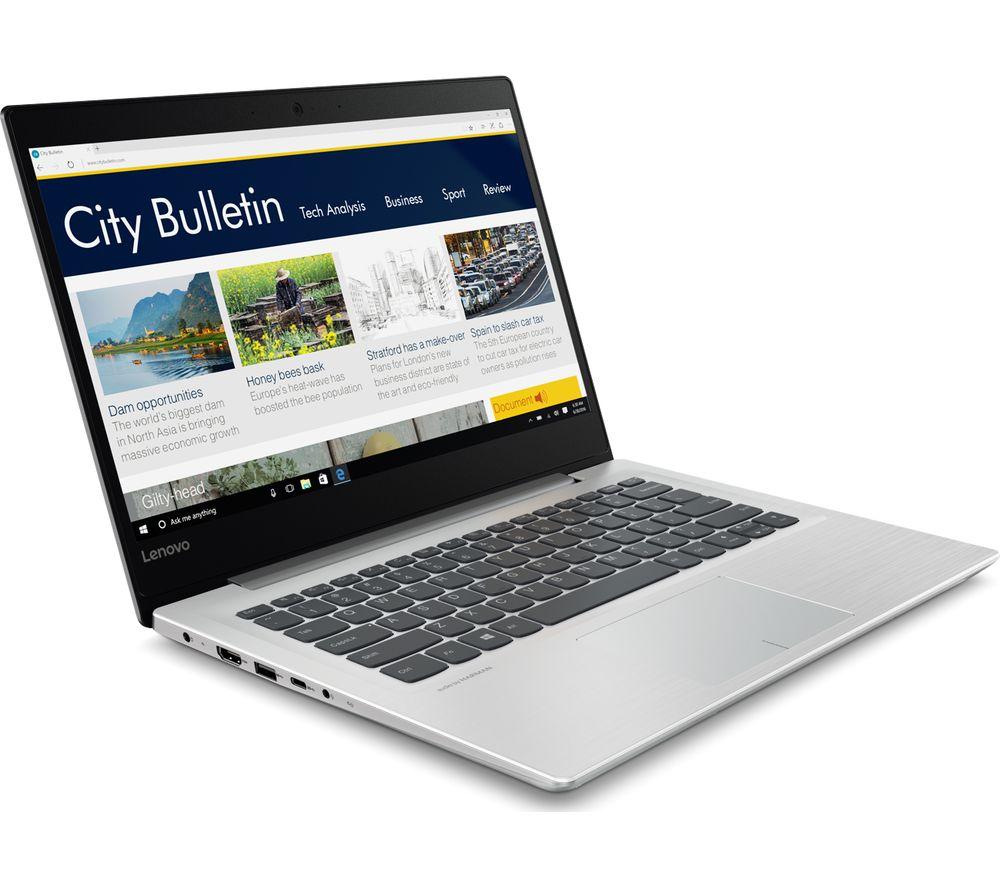 "LENOVO IdeaPad 320s-14IKB 14"" Laptop - Mineral Grey"