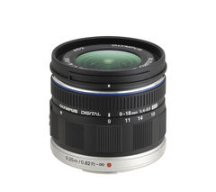 OLYMPUS M.ZUIKO DIGITAL ED 9-18 mm f/4.0-5.6 Wide-angle Zoom Lens