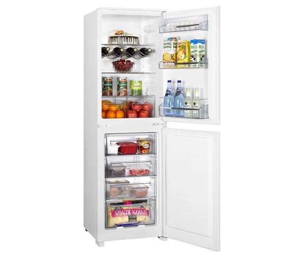 Buy kenwood kiff5014 integrated 50 50 fridge freezer - Integrated freezer ...