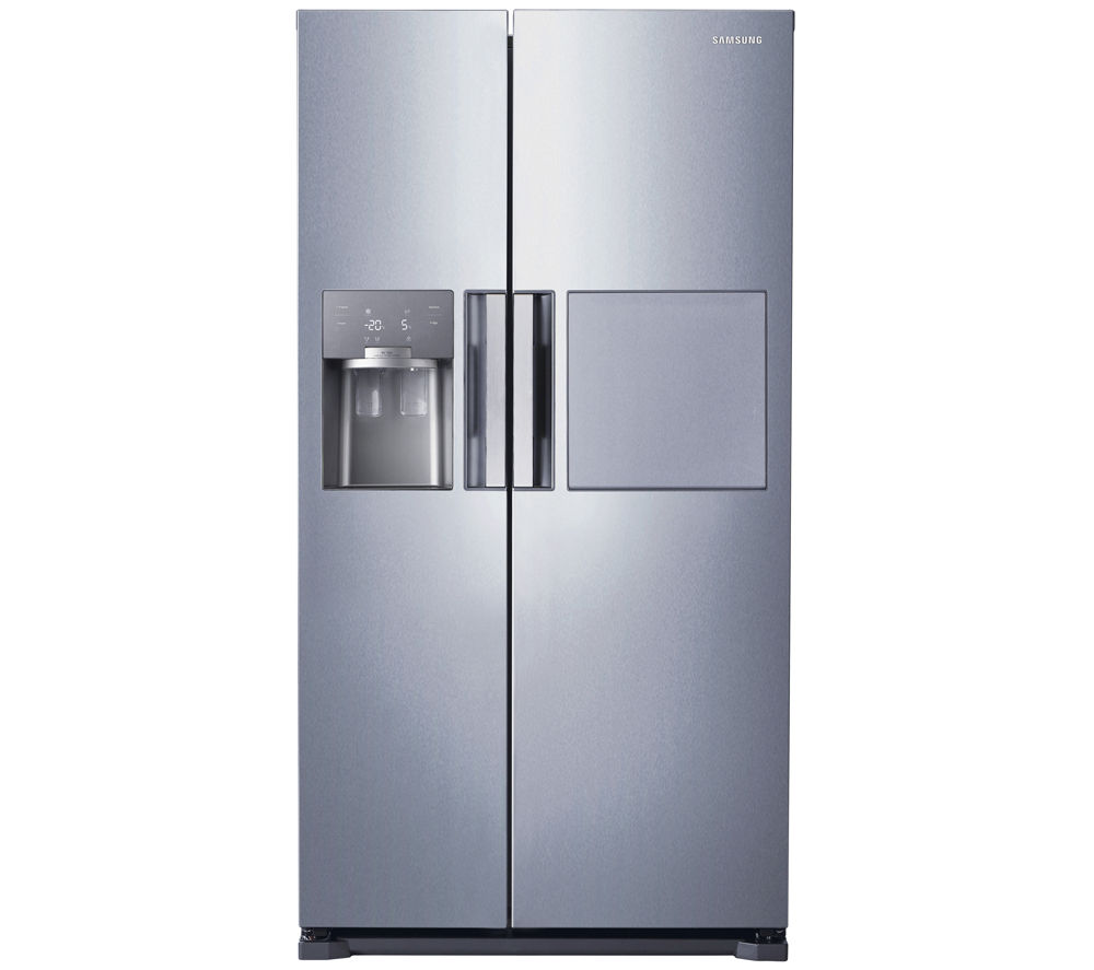 SAMSUNG  RS7677FHCSL AmericanStyle Fridge Freezer  Stainless Steel Stainless Steel