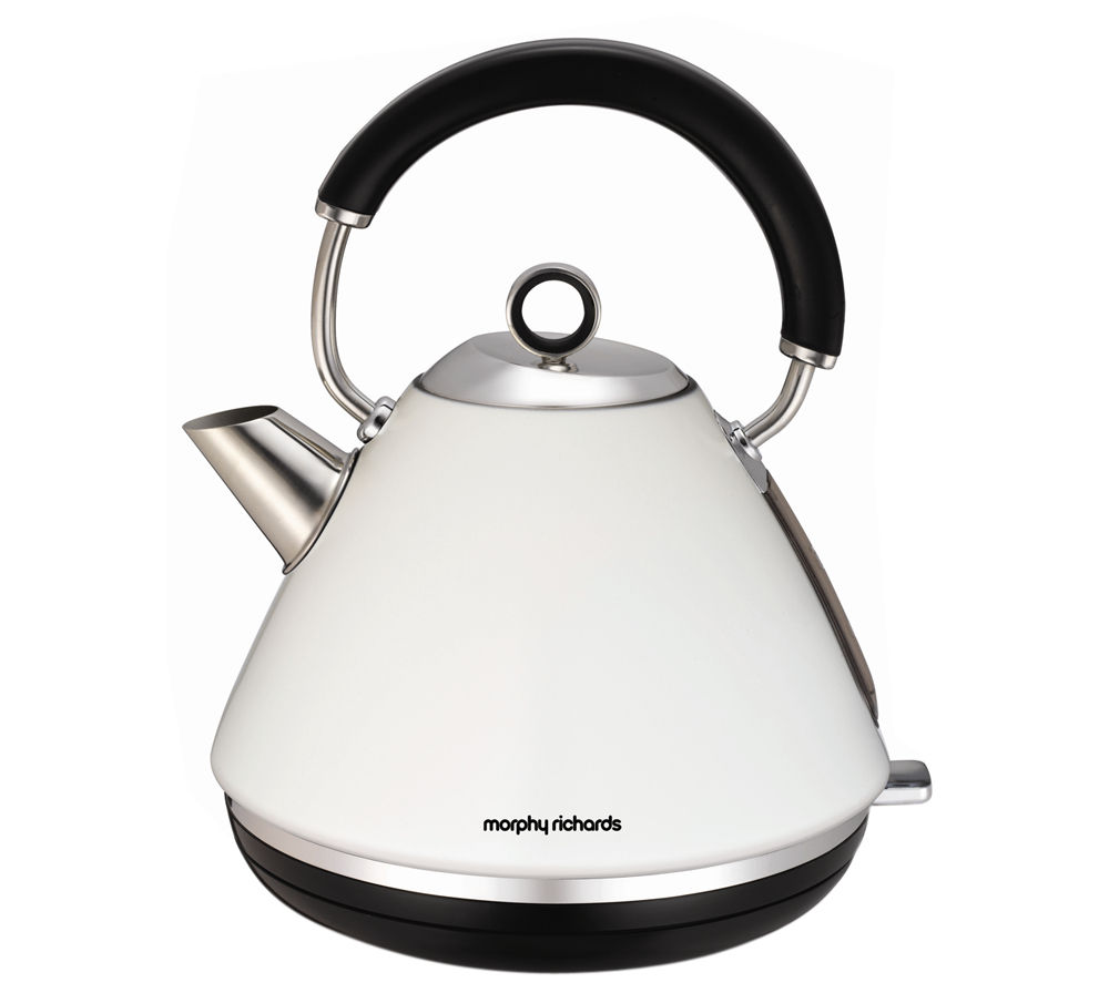MORPHY RICHARDS Accents 102005 Traditional Kettle - White