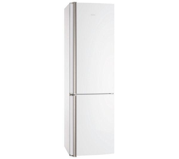 Aeg S83820CTW2 Fridge Freezer   White, White