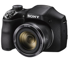 SONY Cyber-shot DSCH300B Bridge Camera