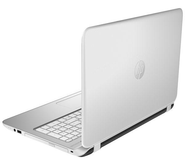 "Hp Pavilion 15p189sa Refurbished 15.6"" Laptop  White White"
