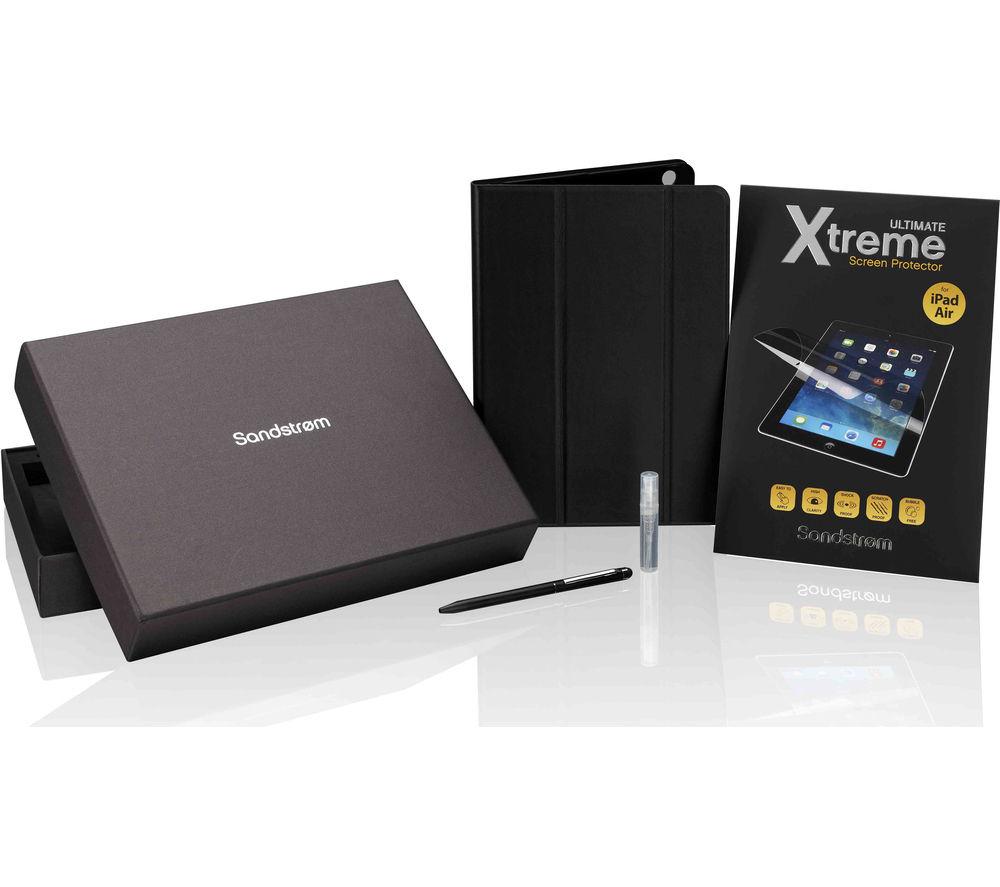 Sandstrom SIA2SK15 Premium iPad Air 2 Starter Kit