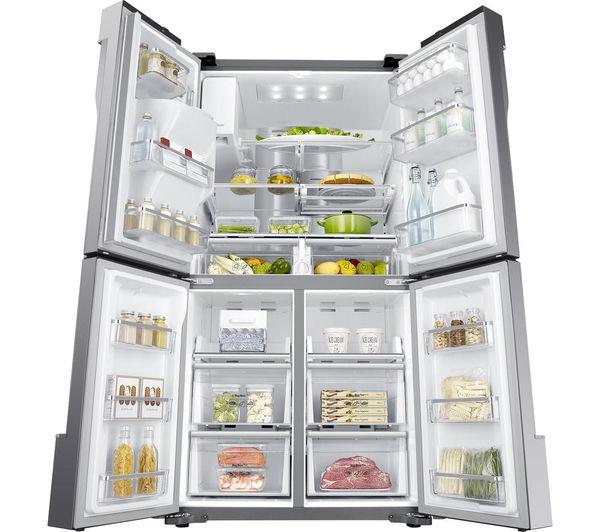4 Door american style fridge freezer