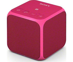 SONY SRS-X11P Portable Wireless Speaker - Pink