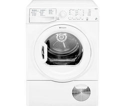 HOTPOINT Aquarius FTCL871GP Heat Pump Tumble Dryer - White