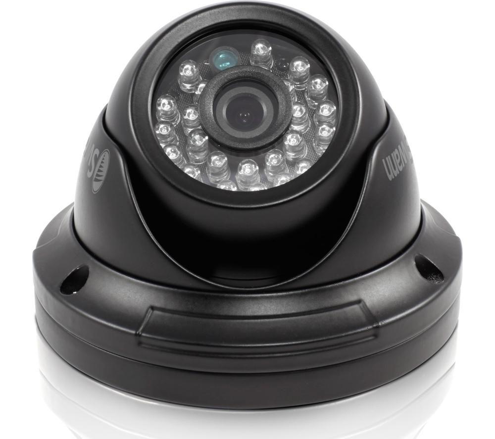 SWANN PRO-A851 Twin CCTV Camera Kit