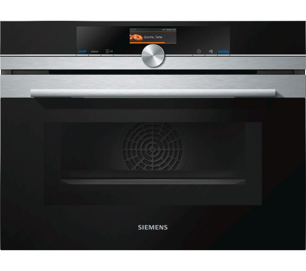 Buy SIEMENS CM656GBS1B Built in bination Microwave