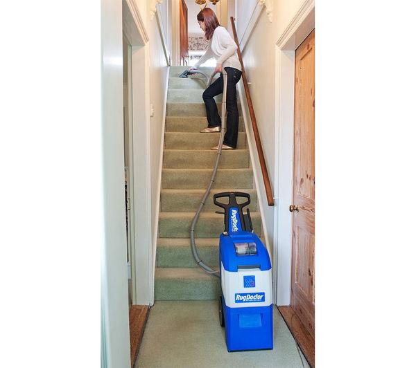 Rug Doctor Red Deep Carpet Cleaner: Rug Doctor Delivery