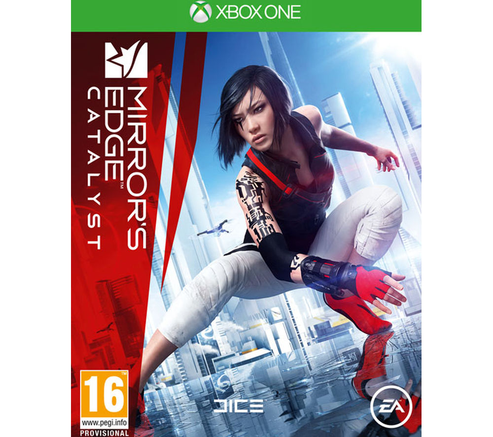 MICROSOFT Xbox One Mirror's Edge: Catalyst