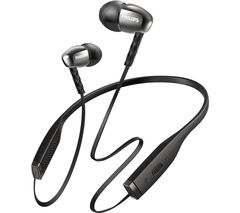 PHILIPS SHB5950BK Wireless Bluetooth Headphones - Black