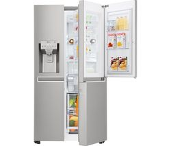 LG GSJ961NSBV American-Style Fridge Freezer - Stainless Steel