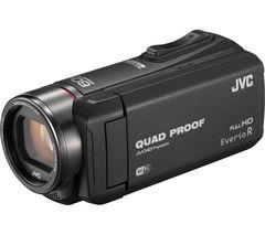 JVC GZ-RX615BEK Traditional Camcorder - Black