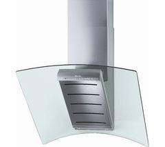 MIELE DA289-4 Chimney Cooker Hood - Stainless Steel