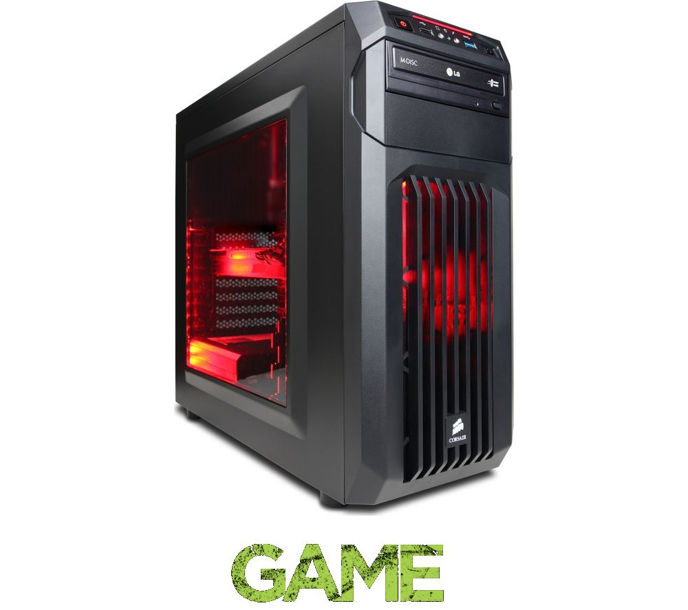 pc world cyberpower revolution pro gaming pc special savings today at pc world direct with. Black Bedroom Furniture Sets. Home Design Ideas