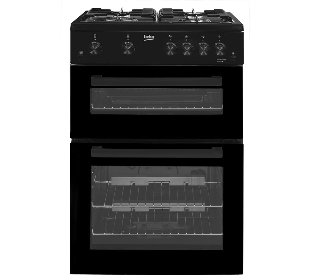BEKO KDG611K 60 cm Gas Cooker - Black