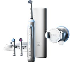 ORAL B Genius Pro 8000 Electric Toothbrush