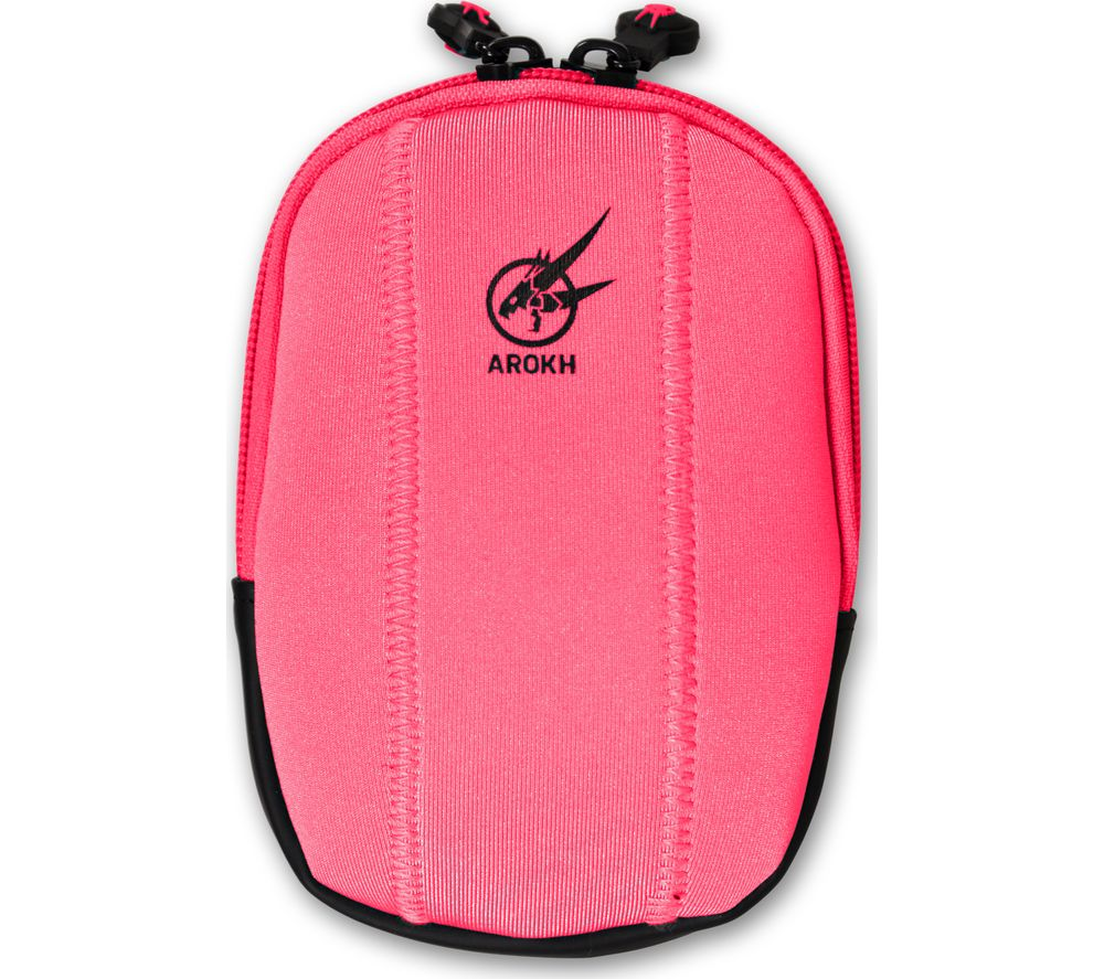PORT DESIGNS Arokh Gaming Mouse Pouch - Pink & Black