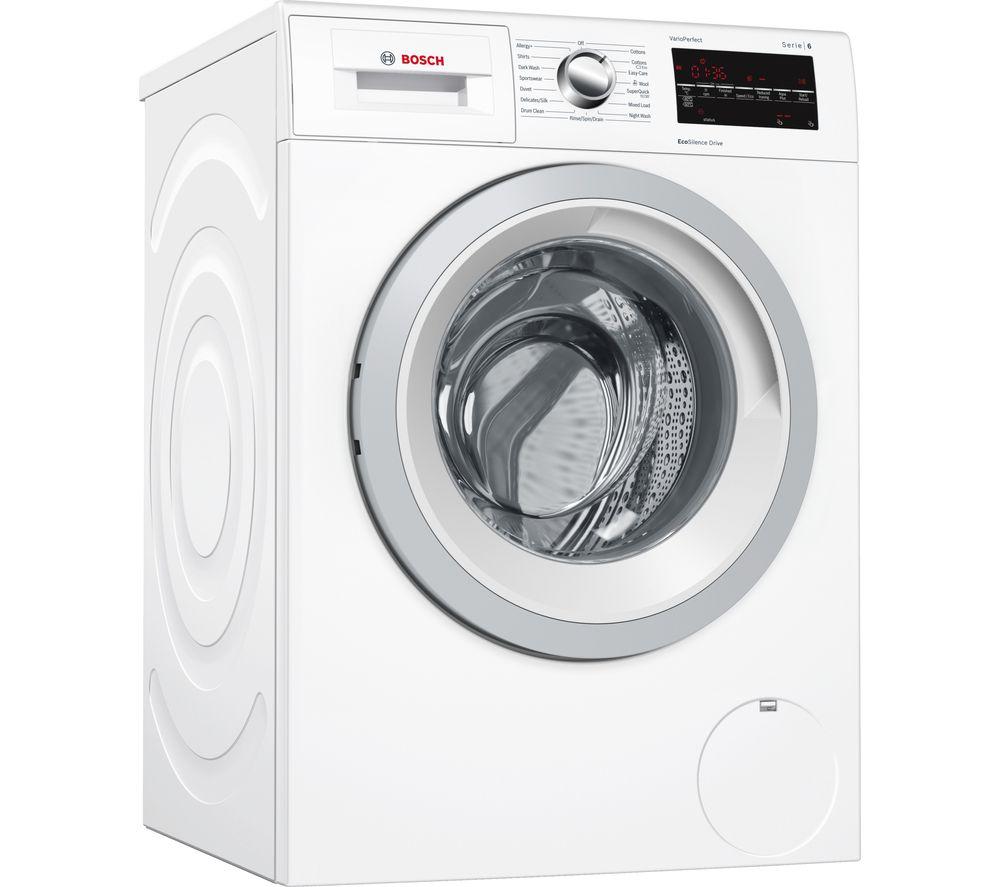 buy bosch serie 6 wat28421gb 8 kg 1400 spin washing machine white free delivery currys. Black Bedroom Furniture Sets. Home Design Ideas