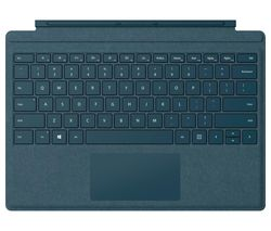 MICROSOFT Surface Pro Typecover - Cobalt Blue