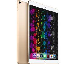 "APPLE 10.5"" iPad Pro Cellular - 64 GB, Gold (2017)"
