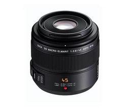 PANASONIC H-ES045E 45 mm f/2.8 Macro Lens