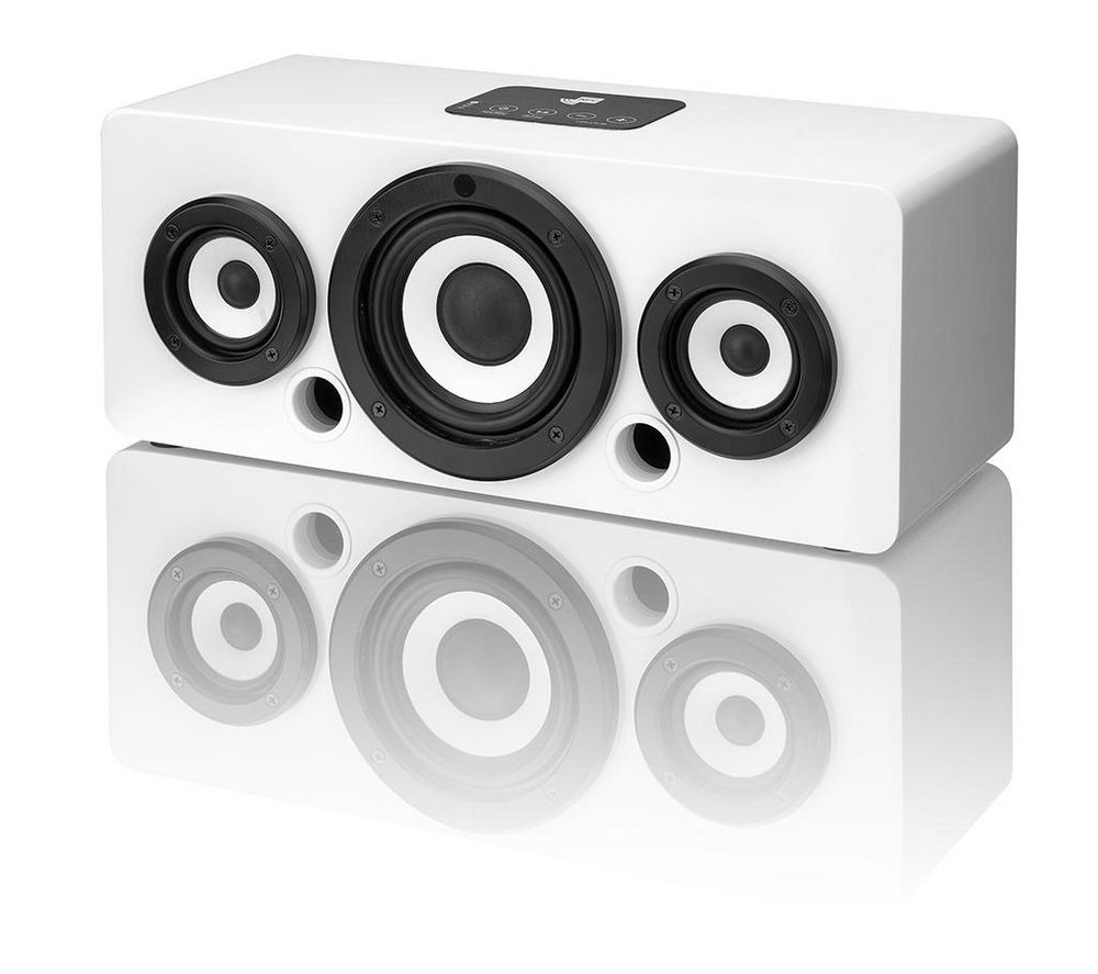 Click to view more of IWANTIT  ISBT10013 Wireless Speaker, White