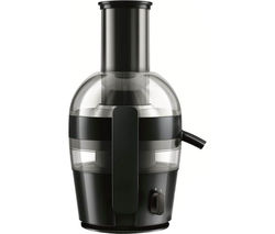 PHILIPS Viva HR1855/01 Juicer - Black