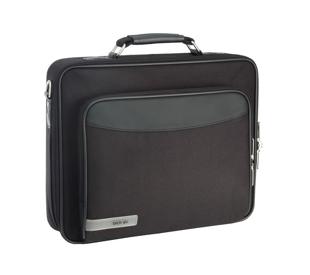 """TECHAIR 15.6"""" Laptop Case - Black"""