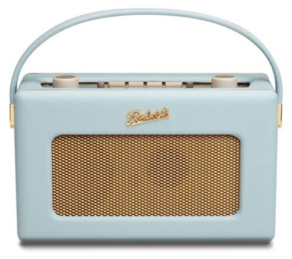 ROBERTS Revival RD60 Portable DAB Radio - Duck Egg