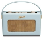 ROBERTS  Revival RD60 Portable DAB Radio - Duck Egg.