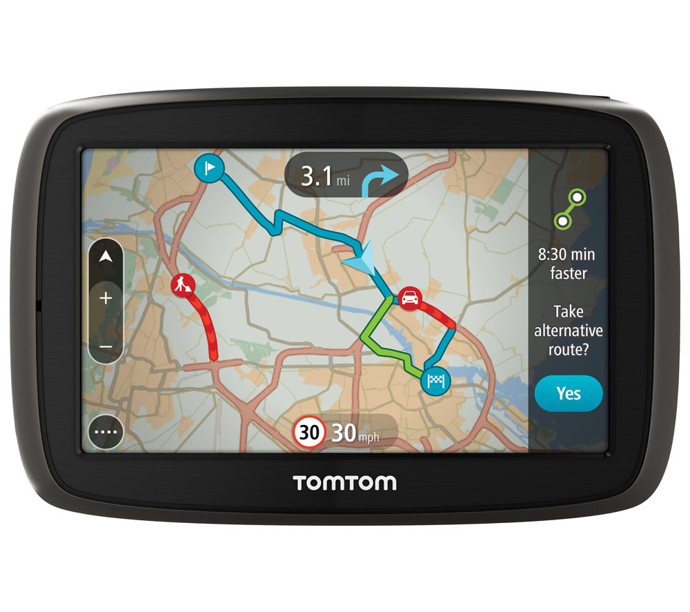 u_10015159 Sat Nav With Uk And Usa Maps on
