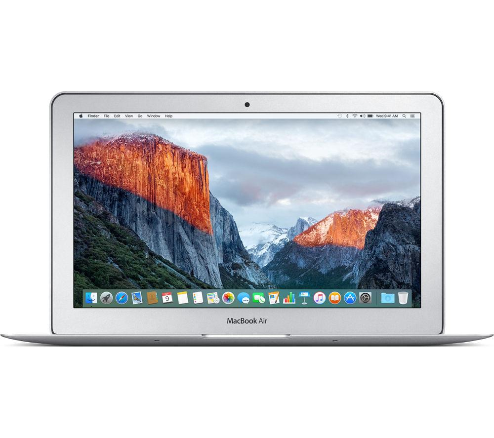 """APPLE  MacBook Air 11.6"""" +  MB572Z/A Mini DisplayPort to VGA Adapter"""
