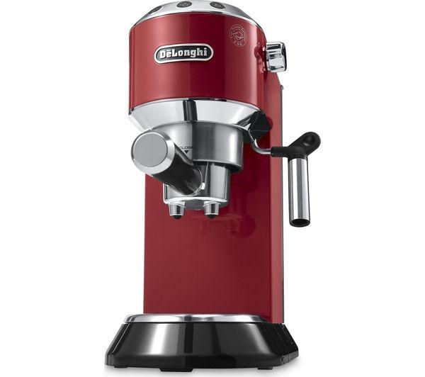 buy delonghi dedica ec680r coffee machine red free. Black Bedroom Furniture Sets. Home Design Ideas