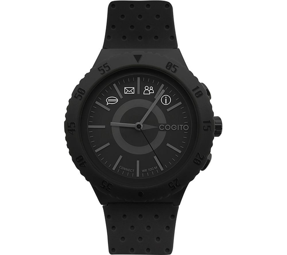 COGITO Pop Smartwatch - Black