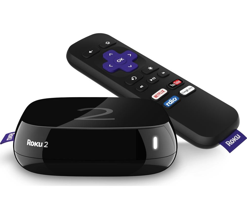 ROKU 2 HD Smart TV Box