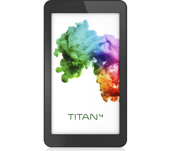 "Image of HIPSTREET Titan 4 7"" Tablet - 8 GB, Black"