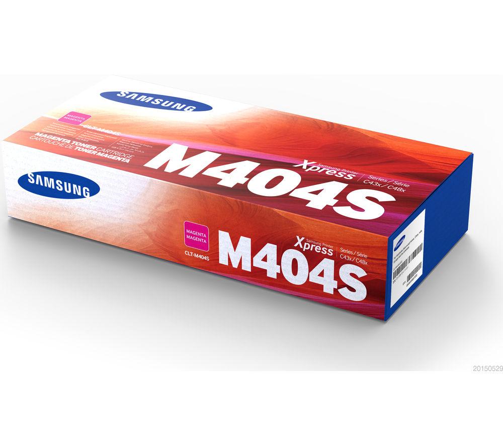 SAMSUNG CLT-M404S Magenta Toner Cartridge