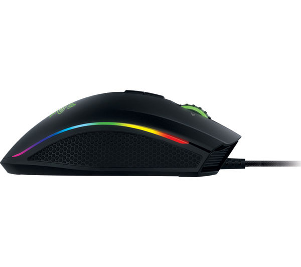111918 razer mamba tournament edition laser gaming mouse. Black Bedroom Furniture Sets. Home Design Ideas