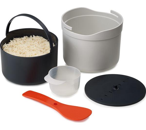 Buy joseph joseph m cuisine microwave rice cooker stone for Art cuisine stone cookware
