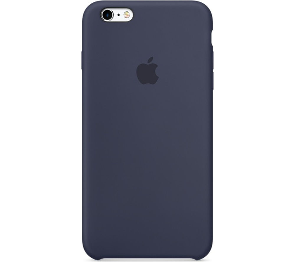 APPLE Silicone iPhone 6s Plus Case - Midnight Blue