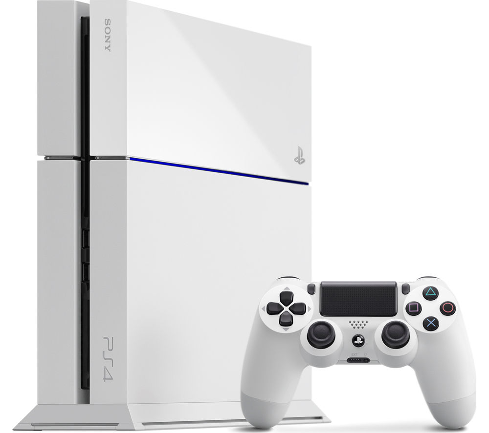PLAYSTATION 4 500 GB - White
