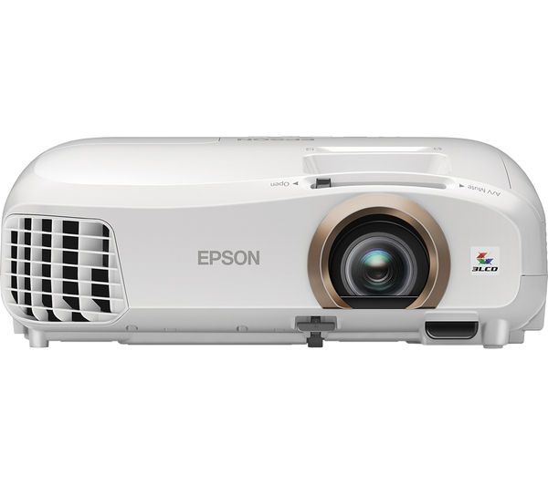 Buy epson eh tw5350 long throw full hd home cinema for Smallest full hd projector