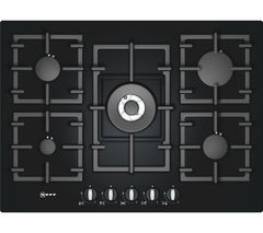 NEFF T63S46S1 Gas Hob - Black